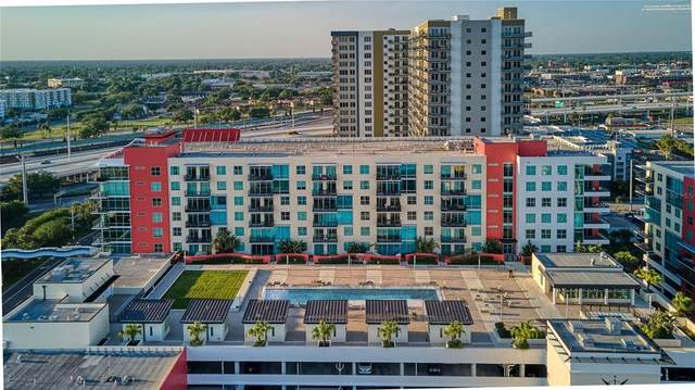1120 E Kennedy Boulevard #833, Tampa, FL 33602 (MLS #T3304305) :: Pepine Realty