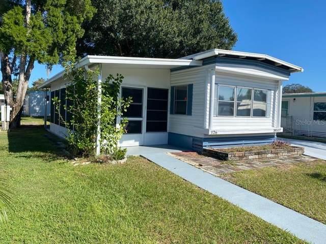 38537 Lansing Avenue, Zephyrhills, FL 33542 (MLS #T3304348) :: Team Borham at Keller Williams Realty