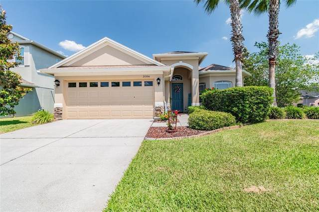 3104 Granite Ridge Loop, Land O Lakes, FL 34638 (MLS #T3304380) :: Premier Home Experts