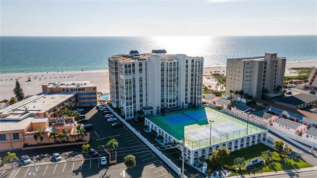 4950 Gulf Boulevard #209, St Pete Beach, FL 33706 (MLS #T3304431) :: Lockhart & Walseth Team, Realtors