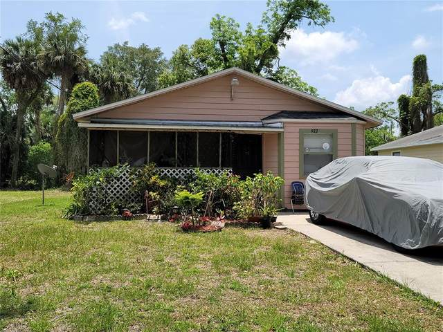 927 W 11TH Street, Sanford, FL 32771 (MLS #T3304457) :: New Home Partners