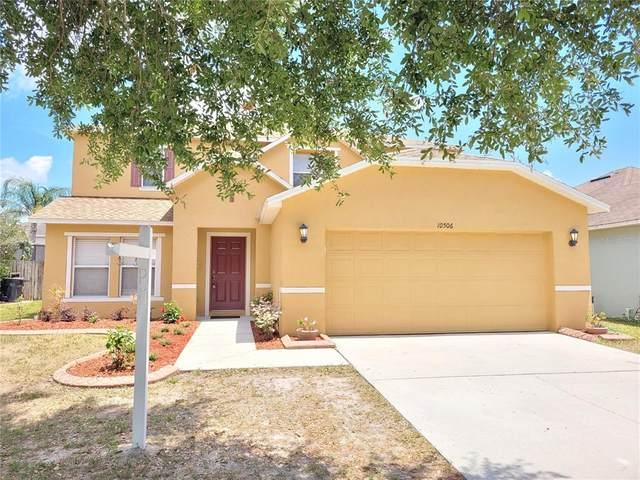 10506 Boyette Creek Boulevard, Riverview, FL 33569 (MLS #T3304458) :: Premier Home Experts