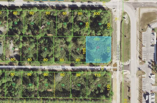23526 Roscoe Avenue, Port Charlotte, FL 33980 (MLS #T3304461) :: Kelli and Audrey at RE/MAX Tropical Sands
