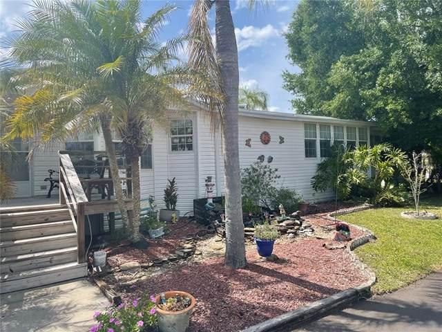 2021 Lake Linda Circle, Lutz, FL 33558 (MLS #T3304476) :: Team Borham at Keller Williams Realty