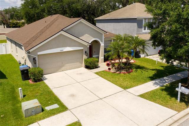 1646 Open Field Loop, Brandon, FL 33510 (MLS #T3304481) :: Team Pepka