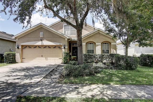 444 Kings Path Drive, Seffner, FL 33584 (MLS #T3304510) :: Team Borham at Keller Williams Realty