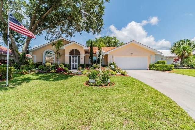 911 Beckley Drive, Venice, FL 34292 (MLS #T3304527) :: Sarasota Home Specialists