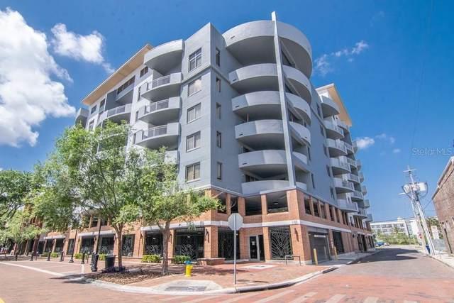 1108 N Franklin Street #304, Tampa, FL 33602 (MLS #T3304851) :: Coldwell Banker Vanguard Realty