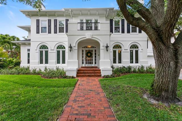 4805 W Woodmere Road, Tampa, FL 33609 (MLS #T3304869) :: Pepine Realty