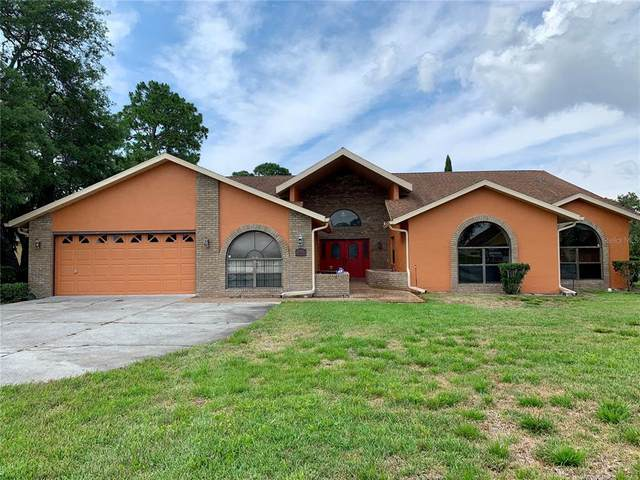 12385 Everard Drive, Spring Hill, FL 34609 (MLS #T3304922) :: Your Florida House Team