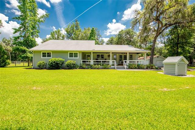 24400 Lanark Road, Brooksville, FL 34601 (MLS #T3304943) :: The Kardosh Team