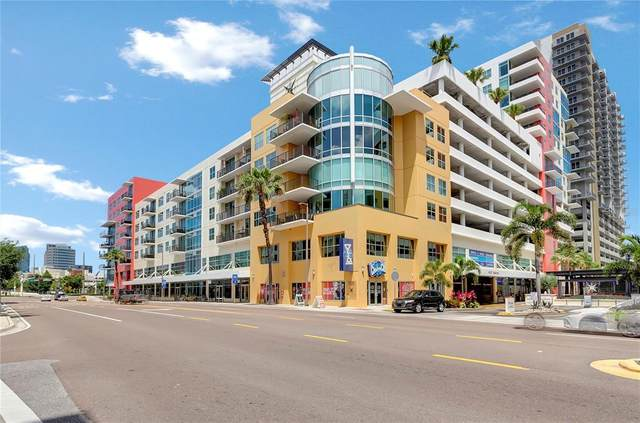 1120 E Kennedy Boulevard #918, Tampa, FL 33602 (MLS #T3304966) :: New Home Partners