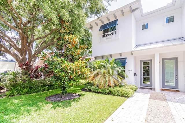 1314 S Moody Avenue #1, Tampa, FL 33629 (MLS #T3304967) :: The Hesse Team
