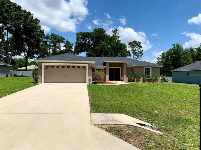 11601 SW 65TH AVENUE Road, Ocala, FL 34476 (MLS #T3305039) :: Realty Executives in The Villages
