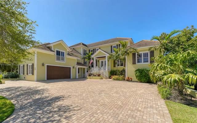 490 Island Circle, Sarasota, FL 34242 (MLS #T3305052) :: Sarasota Home Specialists