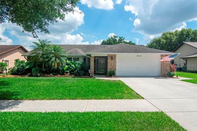 6618 Foxmoor Drive, Zephyrhills, FL 33542 (MLS #T3305082) :: Team Borham at Keller Williams Realty