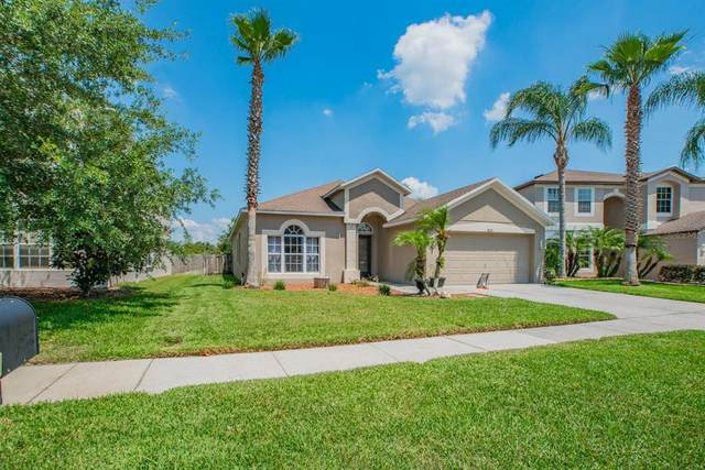 9116 Tollison Loop, Land O Lakes, FL 34638 (MLS #T3305103) :: Premier Home Experts