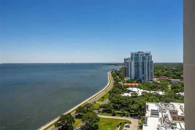 3301 Bayshore Boulevard Ph10, Tampa, FL 33629 (MLS #T3305114) :: Premier Home Experts