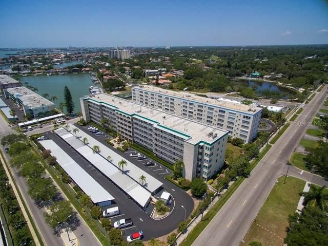 2960 59TH Street S #102, Gulfport, FL 33707 (MLS #T3305223) :: Team Bohannon Keller Williams, Tampa Properties
