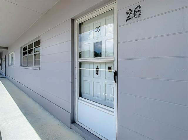 2294 Swedish Drive #26, Clearwater, FL 33763 (MLS #T3305301) :: The Light Team