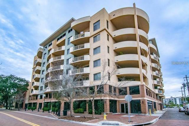 1108 N Franklin Street #604, Tampa, FL 33602 (MLS #T3305303) :: Sarasota Property Group at NextHome Excellence