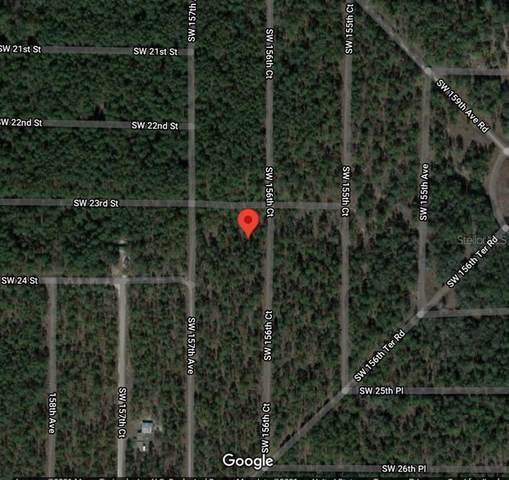 0 SW 156 Court, Ocala, FL 34482 (MLS #T3305407) :: Realty Executives in The Villages