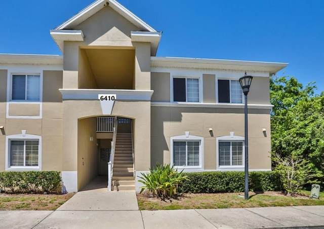6410 Cypressdale Drive #102, Riverview, FL 33578 (MLS #T3305489) :: Lockhart & Walseth Team, Realtors