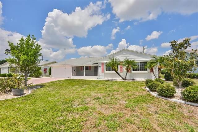 821 Fox Hills Drive, Sun City Center, FL 33573 (MLS #T3305512) :: Premier Home Experts