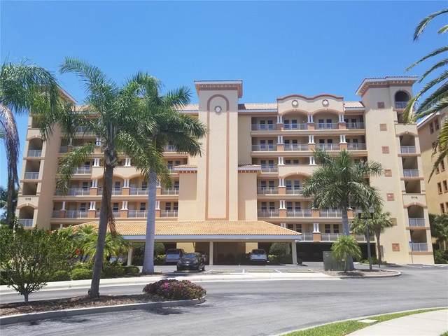 17715 Gulf Boulevard #305, Redington Shores, FL 33708 (MLS #T3305514) :: Lockhart & Walseth Team, Realtors