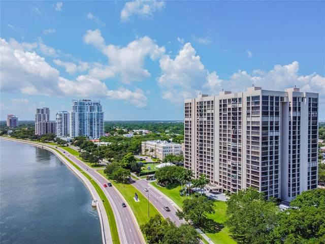 3301 Bayshore Boulevard 1702E, Tampa, FL 33629 (MLS #T3305526) :: The Hustle and Heart Group
