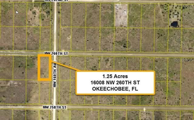 16008 NW 260 Street, Okeechobee, FL 34972 (MLS #T3305578) :: Armel Real Estate