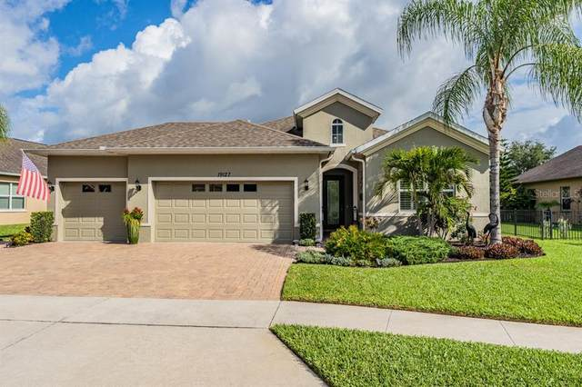 19127 Falcon Crest Boulevard, Land O Lakes, FL 34638 (MLS #T3305644) :: Everlane Realty