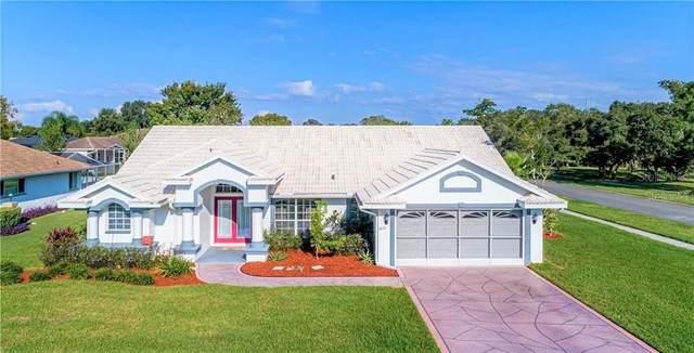 14155 Cornewall Lane, Spring Hill, FL 34609 (MLS #T3305870) :: The Robertson Real Estate Group