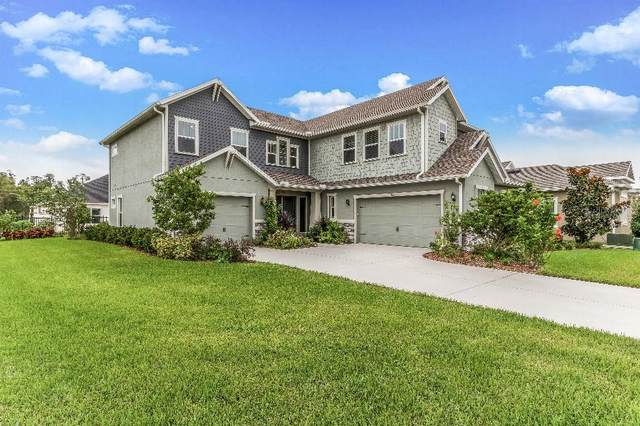 16685 Courtyard Loop, Land O Lakes, FL 34638 (MLS #T3306006) :: Griffin Group