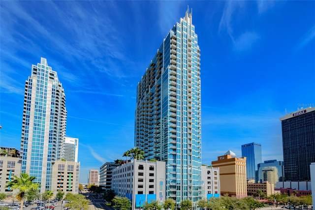 777 N Ashley Drive #2101, Tampa, FL 33602 (MLS #T3306125) :: Everlane Realty
