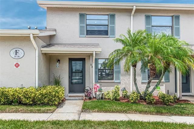 2131 Ridge Road S #33, Largo, FL 33778 (MLS #T3306135) :: Team Borham at Keller Williams Realty