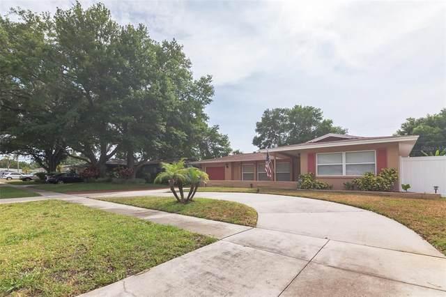 496 Seacrest Drive, Largo, FL 33771 (MLS #T3306180) :: Griffin Group