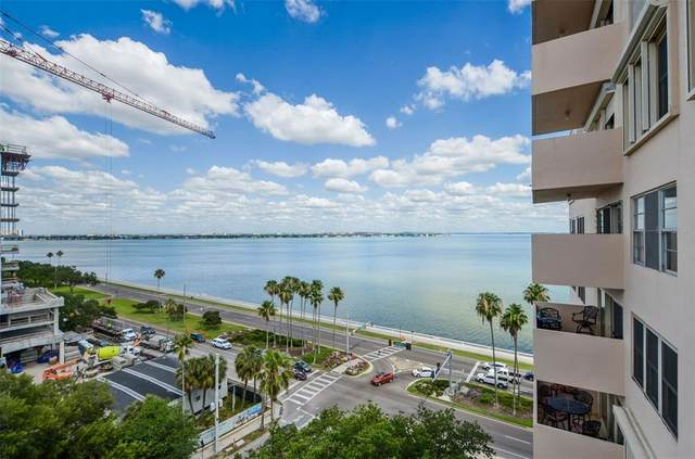 2401 Bayshore Boulevard #1008, Tampa, FL 33629 (MLS #T3306258) :: Gate Arty & the Group - Keller Williams Realty Smart