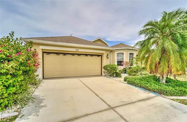 1043 Emerald Dunes Drive, Sun City Center, FL 33573 (MLS #T3306285) :: Team Borham at Keller Williams Realty