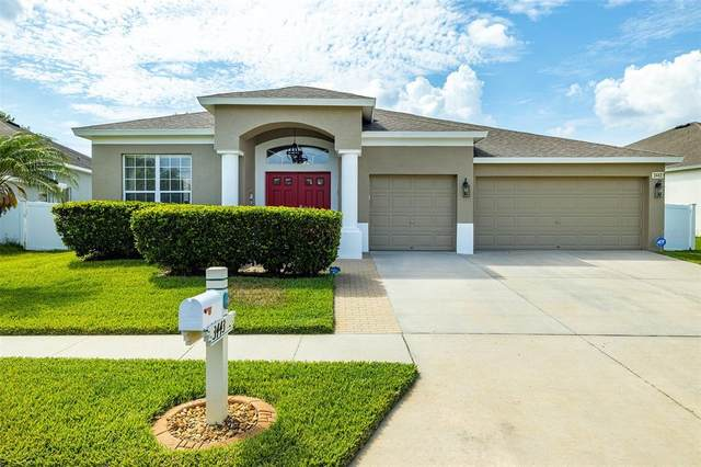 3443 Fortingale Drive, Wesley Chapel, FL 33543 (MLS #T3306302) :: EXIT King Realty