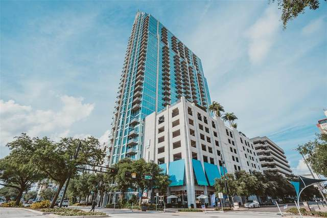 777 N Ashley Drive #1301, Tampa, FL 33602 (MLS #T3306339) :: The Nathan Bangs Group