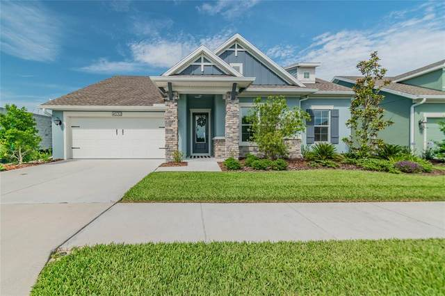 4532 Tuner Bend, Land O Lakes, FL 34638 (MLS #T3306427) :: Griffin Group