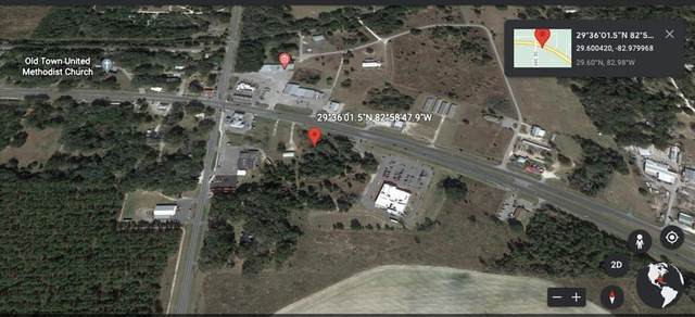 SE Us Hwy 19, Old Town, FL 32680 (MLS #T3306443) :: Everlane Realty
