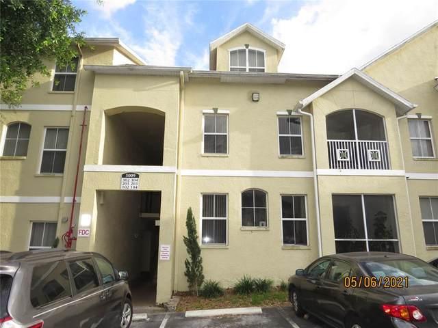 5009 Sunridge Palms Drive #203, Tampa, FL 33617 (MLS #T3306451) :: Rabell Realty Group