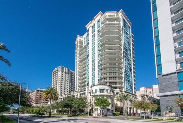 450 Knights Run Avenue #1204, Tampa, FL 33602 (MLS #T3306460) :: The Nathan Bangs Group