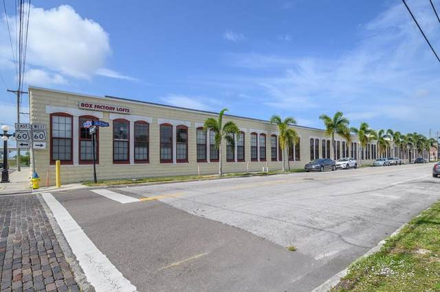 2001 E 2ND Avenue 9C, Tampa, FL 33605 (MLS #T3306461) :: EXIT King Realty