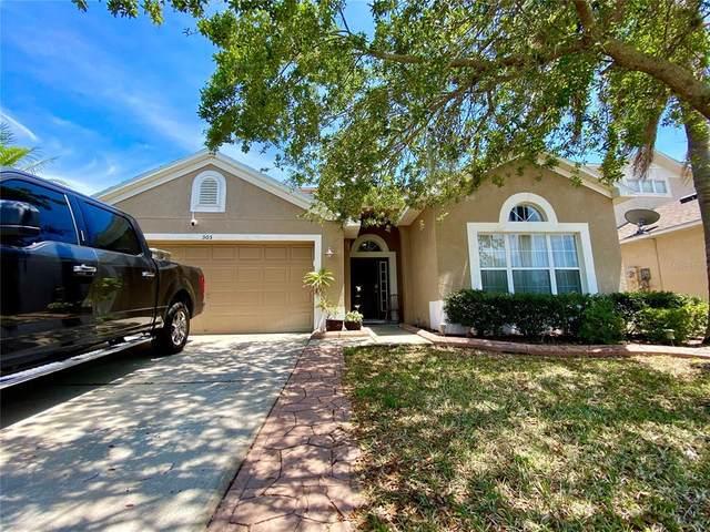 505 Stone Briar Drive, Ruskin, FL 33570 (MLS #T3306515) :: Team Borham at Keller Williams Realty