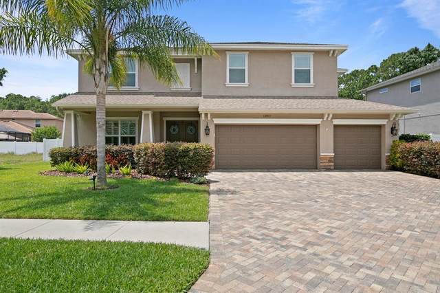 12913 Red Cardinal Drive, Odessa, FL 33556 (MLS #T3306554) :: The Nathan Bangs Group