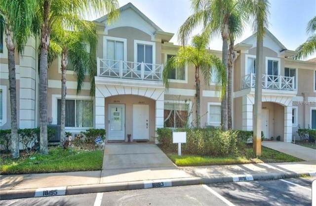 18193 Paradise Point Drive #18193, Tampa, FL 33647 (MLS #T3306666) :: The Nathan Bangs Group