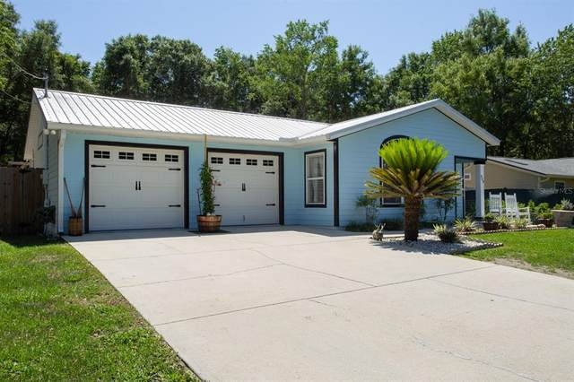 909 SW 255TH Street, Newberry, FL 32669 (MLS #T3306667) :: The Robertson Real Estate Group